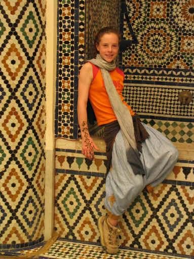 Rencontres des femmes marocaines